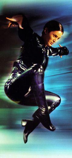 matrix trinty gif | matrix trinity kick