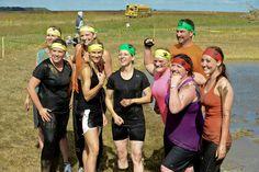 Team Cedar County Vet Clinic (2013 5K finish)