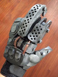 Imperator Furiosa Bionic Hand Robotic Foam Glove by MerchantHeroes