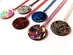 Pokemon TCG Coin  Necklace