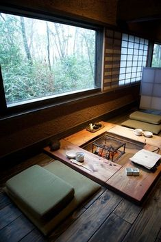 Japanese Style House, Traditional Japanese House, Japanese Interior Design, Home Interior Design, Asian Interior, Japanese Design, Japanese Homes, Traditional Interior, Interior Modern