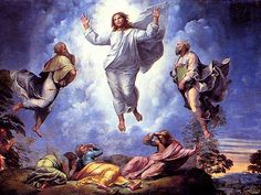 Jesus Picture The Ascension