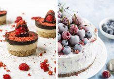 Frossen ostekake er enda en grunn til å se frem til sommer! Frisk, Brownies, Cheesecake, Recipes, Food, Cakes, Cake Brownies, Cake Makers, Cheesecakes