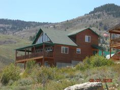 Location & View! This cabin has it all,covered deck,never loose your Bear Lake View.Minutes from national forest trail sysytem.Bear Lake West ammenties include:Beach access, outdoor heated pool,tennis courts,members discount for golf.Sold with some furniture see list of exclusions. $224,900