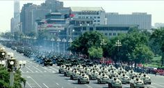 Chinese Military Parade - The largest military force in the World - HD 720p