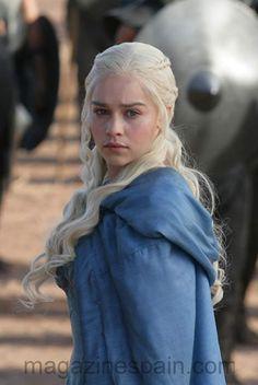 Juego de Tronos: Daenerys Targaryen