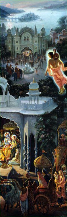 Srila Narada Muni-http://www.krishnalilas.com/68-the-great-sage-narada.htm