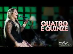 Marília Mendonça - Quatro e quinze - Vídeo Oficial do DVD - YouTube