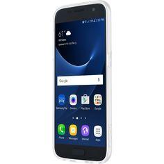 Incipio - Design Series Isla Back Cover for Samsung Galaxy S7 - Translucent, Gold