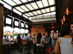 Jack Rose Dining Saloon in Washington, DC