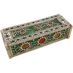 Prisoner Of War Domino Box Late 18th C. from Antiques of River Oaks on Ruby Lane $895 - Questions Call: 713-961-3333