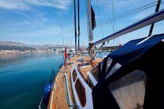 Ursa Major/ Atlantic 61ft deluxe Ursa Major, Chios, Opera House, Boats, Sailing, Greece, Travel, Big Dipper, Ships