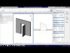 20150420 20150421 Tutorial Making Detailed Revit Door Families - YouTube