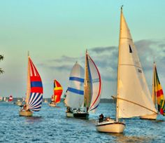 some of my greatest childhood memories involve days with my father and older sister on our sailboat sailing Lake Washington. Sailboat Racing, Sail Racing, Sail Away, Set Sail, Tall Ships, Art Plastique, Belle Photo, Sailing Ships, Nautical