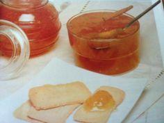 Receitas - Compota de melão - Petiscos.com