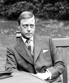 The Duke Of Windsor Just Saw Your Clip-on Suspenders.Guess what he thinks.