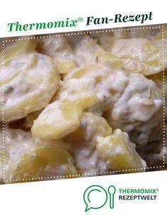 Kartoffelsalat von mulewabb. Ein Thermomix ® Rezept aus der Kategorie Vorspeisen/Salate auf www.rezeptwelt.de, der Thermomix ® Community.