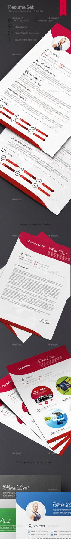 Clean \ Modern Resume (Vol-2) Modern resume, Cleaning and Modern - resumes by design