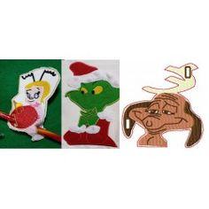 Combo Grinch Christmas
