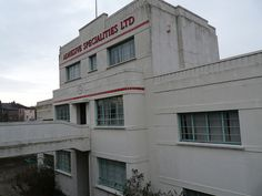 Goodbye to this beautiful Deco building in Ladywell. Old London, East London, Eltham Palace, London History, Boy George, Places Of Interest, Whistler, Old Pictures