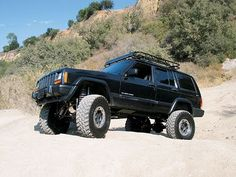 Jeep cherokee 1997 | Custmod Cars