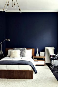 die besten 25 marineblaue k chen ideen auf pinterest marine k chenschr nke blaue. Black Bedroom Furniture Sets. Home Design Ideas