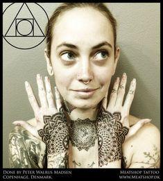 O incrível trabalho do tatuador Peter Madsen
