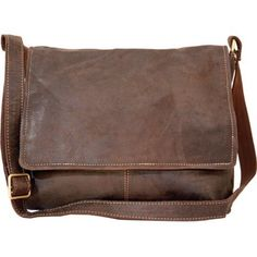 5ff97da8f0f94 For men who enjoy the simplicity of a crumple casual messenger bag