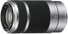 Sony E OSS E-Mount Lens (Black). Sony E-Mount Lens. Add to Favourites. Camera Sony, Digital Camera Lens, Cameras Nikon, Digital Cameras, Camera Gear, Canon Digital, Camera Rig, Camera Case, Digital Slr