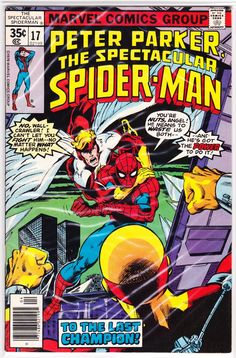 Title: Spectacular Spider-Man (Peter Parker) | Year: 1976 | Publisher: Marvel | Number: 17 | Print: 1 | Type: Regular | TitleId: 5d40f9ff-adb2-4cbd-8b93-352766854c89