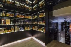 The Whisky Shop by gpstudio Manchester UK The Whisky Shop by gpstudio, Manchester   UK