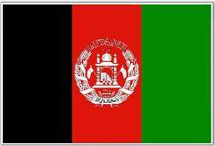 Bandera de #Afganistán