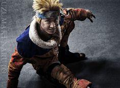 Uzumaki Naruto (Casting Spectacle Naruto )