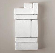 Janine Magelssen white minimalist art