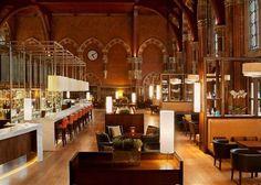 St. Pancras Booking Office Bar.