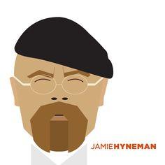 JAMIE HYNEMAN from MythBusters  Amazing Jag Nagra's 365 Project