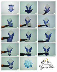 Origami Mandala Serenata