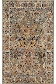 Rhodes Area Rug - Hand Tufted Wool Rugs - Area Rug - Wool Rug | HomeDecorators.com 9x12 $639