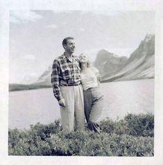 1953 Banff Marilyn & Joe - Divine Marilyn Monroe