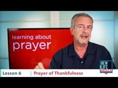 Teaching by Dave Butts - http://www.harvestprayer.com/ Thanking God is an essential part of our prayers. All we have comes from God. Thanking God acknowledges that we depend on Him. It stirs up humility in our hearts and allows God to answer our prayers.