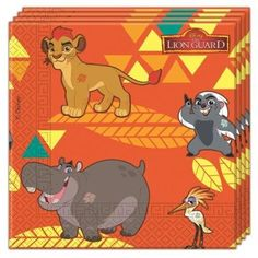 Procos The Lion Guard Paper Party Lunch Napkins (20 Pack)... http://www.amazon.com/dp/B01FR3GJ0Y/ref=cm_sw_r_pi_dp_tZtrxb0A6EFNE