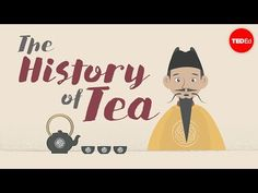 In a refreshing Ted Ed Lesson animated by Stef Lee, educator Shunan Teng of New York City's Tea Drunk describes the fascinating history of tea, the Happy Tea, Ground Coffee Beans, Coffee Facts, Tea Quotes, Best Beans, Chocolate Powder, French Press Coffee Maker, Best Espresso, Wine Bottle Labels