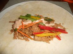 Slowcooker Cuban Pork - Hezzi-D's Books and Cooks