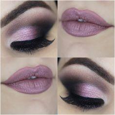 Tutorial – maquiagem com efeito profissional para Outubro Rosa/Novembro Azul