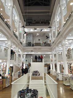 Bukarest Lipscani, Buchhandlung Carturesti Carusel