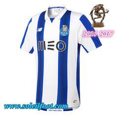 Maillot Du FC Porto Domicile 2016-2017 Pas Cheres