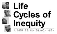 Life Cycles of Inequity: A Colorlines Series on Black Men