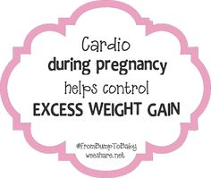 From Bump to Baby: Cardio