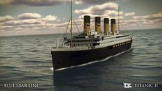 The proposed Titanic II will mimic original, minus the sinking and will set sail in 2016