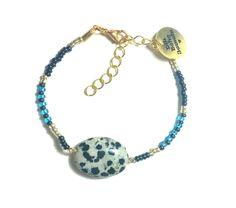 Dw boho jewels bracelet- 101 dalmatian door DWBohoJewels op Etsy